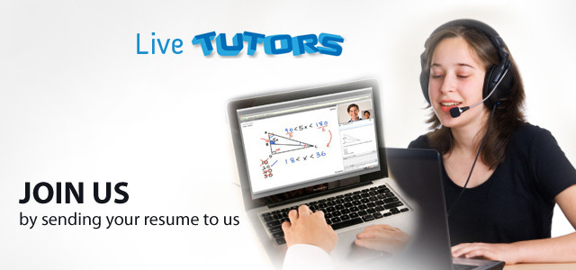 Want to become a live tutor/ expert!