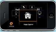 Industry Home Office Automation through Smart phone