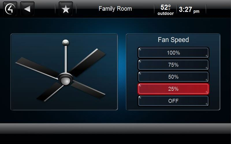 smart fan speed control through android mobile. Black Bedroom Furniture Sets. Home Design Ideas