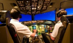 Aeroplane Controlling System