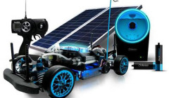 Remote Controlled Solar Vehicle