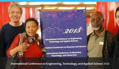 International Conference on Engineering Technology and Applied Science