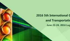 2016 5th International Conference on Traffic and Transportation Engineering