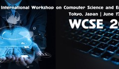International Workshop on Computer Science and Engineering