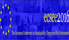 The European Conference on Sustainability Energy the Environment 2016