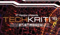 Techkriti 16 The Annual International Technological and Entrepreneurial Festival