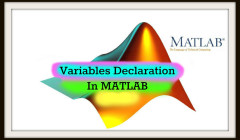 Variables Declaration in MATLAB