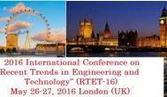 International Conference on Recent Trends in Engineering and Technology