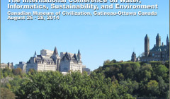 International Conference on Water, Informatics, Sustainability and Environment