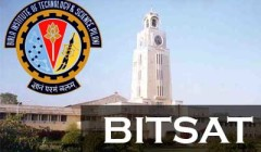 BITSAT -B.Tech programmes-for  all the four campuses at Pilani, Goa, Hyderabad, and Dubai.