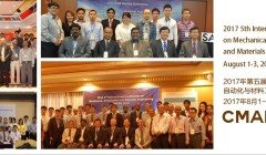 2017 5th International Conference on Mechanical, Automotive and Materials Engineering (CMAME 2017)