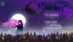 Saarang 2017 – Annual Cultural Festival of the IIT Madras, Chennai, India