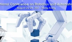 2017 International Conference on Robotics and Automation Sciences,Aug 26-29, 2017,Hong Kong