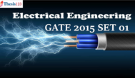 GATE 2015 EE - SET 1   Complete Solutions