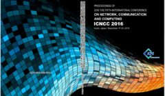 ACM--2017 VI International Conference on Network, Communication and Computing (ICNCC 2017)--EI & Scopus