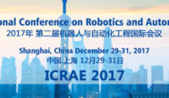 2017 2nd International Conference on Robotics and Automation Engineering