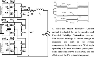 Comparative Analysis of Harmonic Distortion of a Solar PV Fed Cascaded H-bridge Multilevel Inverter Controlled by FPGA and Diode Clamped Inverter